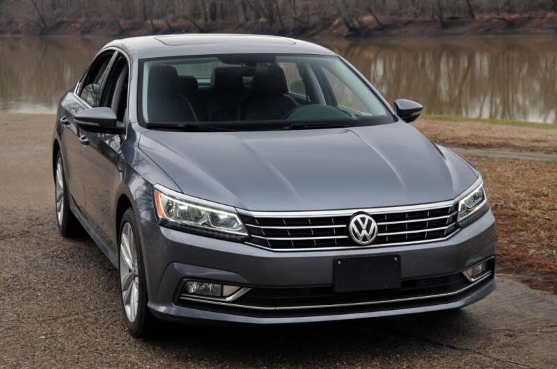 2017 Volkswagen Passat for sale at Auto House Superstore in Terre Haute IN