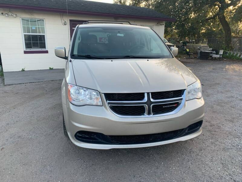 2013 Dodge Grand Caravan for sale at Excellent Autos of Orlando in Orlando FL
