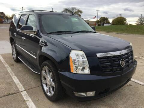 2007 Cadillac Escalade for sale at City Auto Sales in Roseville MI
