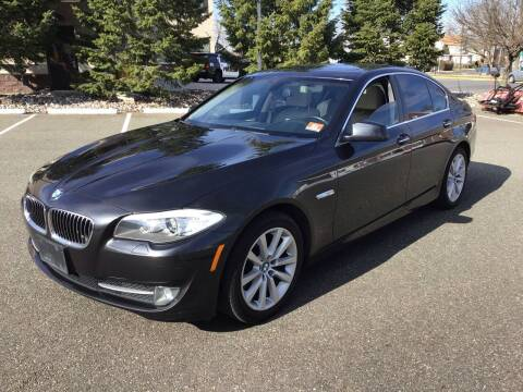 2013 BMW 5 Series for sale at Bromax Auto Sales in South River NJ