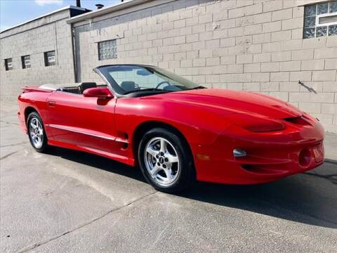 1998 Pontiac Firebird for sale at Richardson Sales & Service in Highland IN