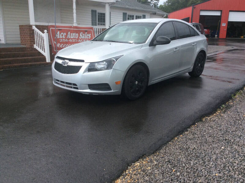 2012 Chevrolet Cruze for sale at Ace Auto Sales - $1500 DOWN PAYMENTS in Fyffe AL