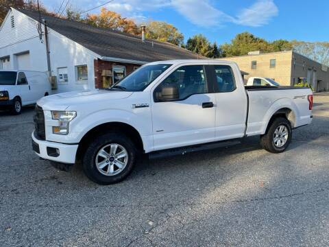 2015 Ford F-150 for sale at J.W.P. Sales in Worcester MA