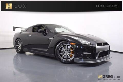 2013 Nissan GT-R for sale at HGREG LUX EXCLUSIVE MOTORCARS in Pompano Beach FL