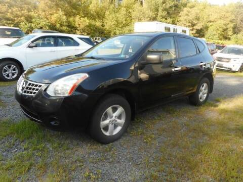 2010 Nissan Rogue for sale at Automotive Toy Store LLC in Mount Carmel PA