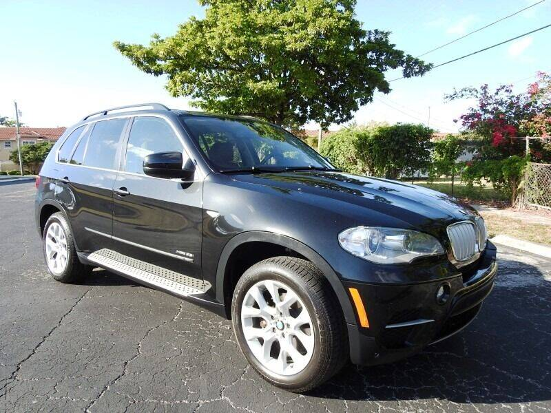 2013 BMW X5 for sale at SUPER DEAL MOTORS 441 in Hollywood FL
