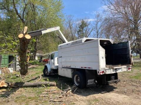 1997 International 4700 for sale at Bay Road Truck in Rowley MA