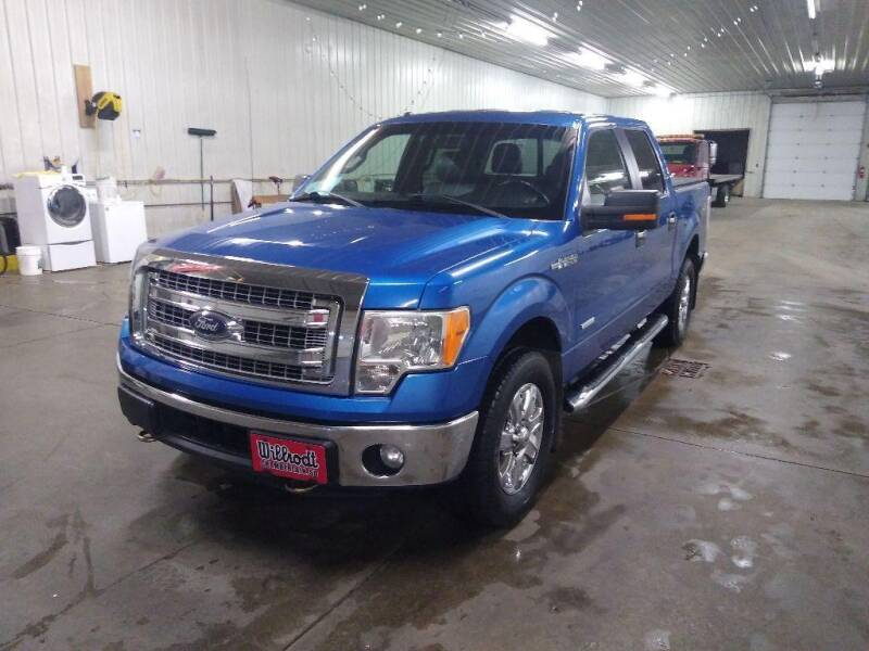 2014 Ford F-150 for sale at Willrodt Ford Inc. in Chamberlain SD