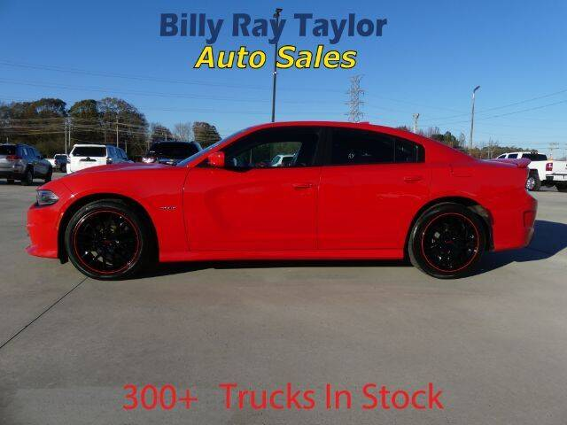 2019 Dodge Charger for sale at Billy Ray Taylor Auto Sales in Cullman AL