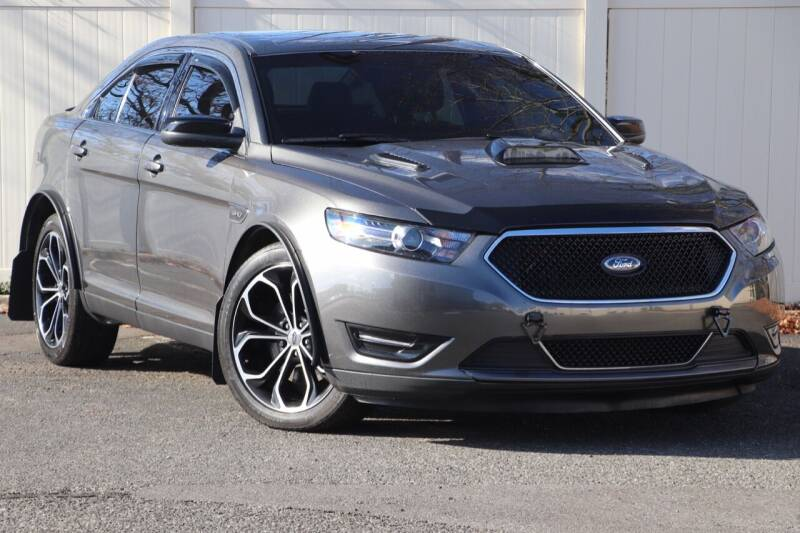 2016 Ford Taurus for sale at Jersey Car Direct in Colonia NJ
