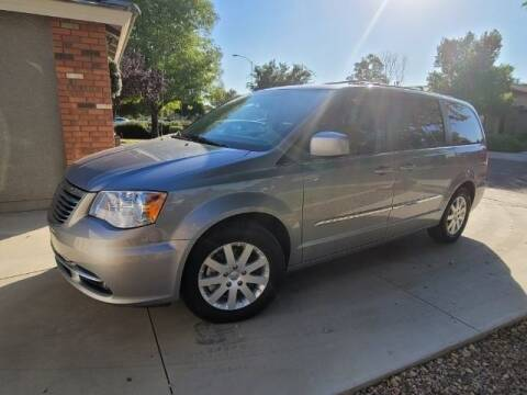 2016 Chrysler Town and Country for sale at USA Auto Inc in Mesa AZ