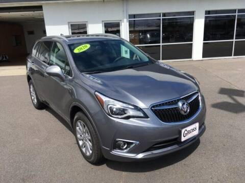 2020 Buick Envision for sale at Gross Motors of Marshfield in Marshfield WI