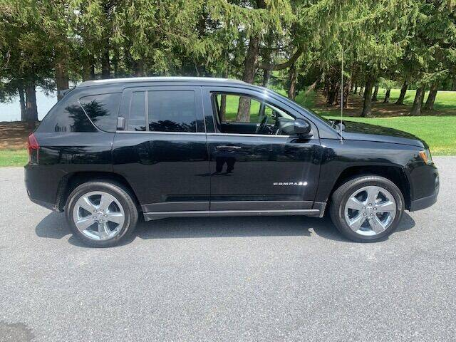 2014 Jeep Compass for sale at Imperial Auto Group, Inc. in Leesport PA