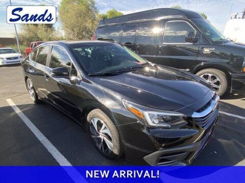 2020 Subaru Legacy for sale at Sands Chevrolet in Surprise AZ