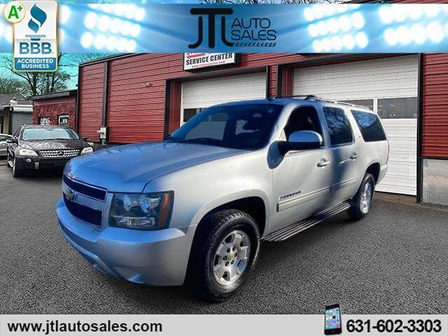 2013 Chevrolet Suburban for sale at JTL Auto Inc in Selden NY