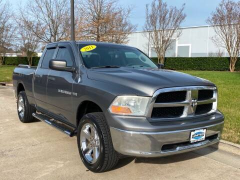 2011 RAM Ram Pickup 1500 for sale at UNITED AUTO WHOLESALERS LLC in Portsmouth VA