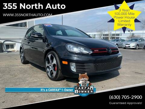 2010 Volkswagen GTI for sale at 355 North Auto in Lombard IL