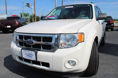 2010 Ford Escape for sale at Clear Choice Auto Sales in Mechanicsburg PA