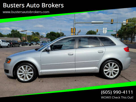 2009 Audi A3 for sale at Busters Auto Brokers in Mitchell SD
