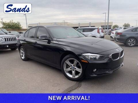 2015 BMW 3 Series for sale at Sands Chevrolet in Surprise AZ