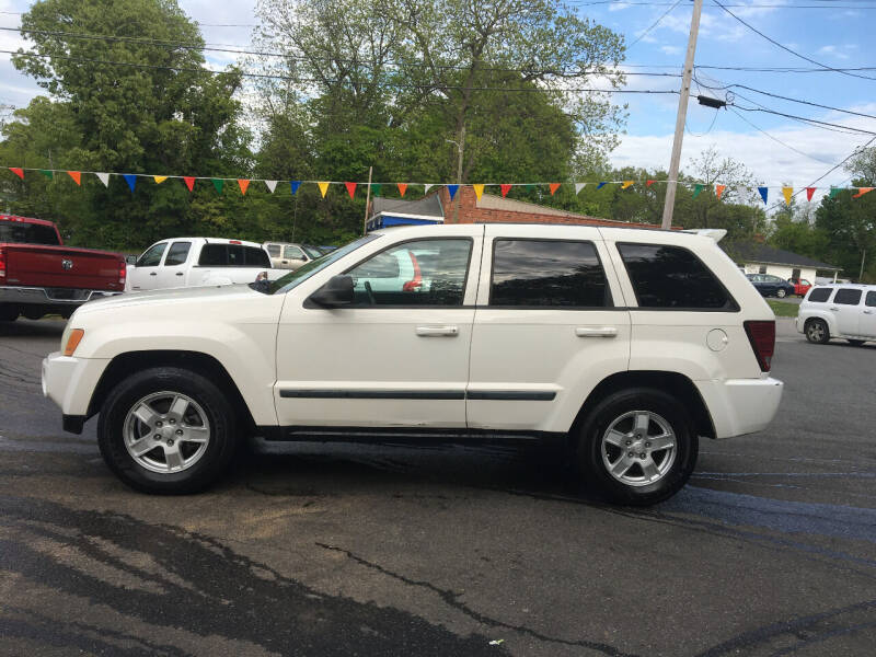 2007 Jeep Grand Cherokee for sale at Diamond Auto Sales in Lexington NC