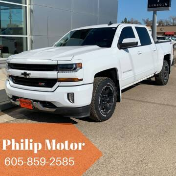 2016 Chevrolet Silverado 1500 for sale at Philip Motor Inc in Philip SD