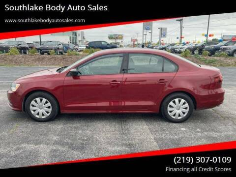 2016 Volkswagen Jetta for sale at Southlake Body Auto Sales in Merrillville IN