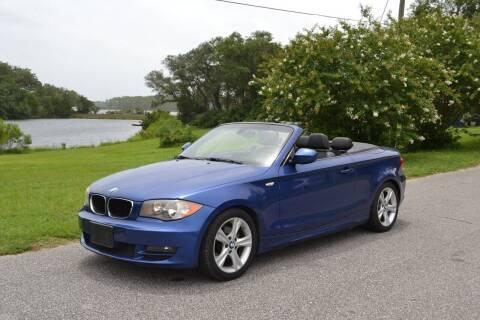 2011 BMW 1 Series for sale at Car Bazaar in Pensacola FL