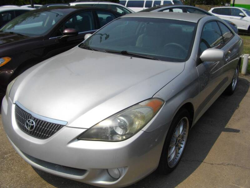 2004 Toyota Camry Solara for sale in Lufkin, TX