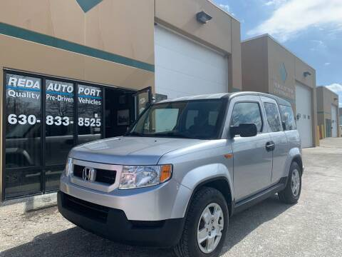 2011 Honda Element for sale at REDA AUTO PORT INC in Villa Park IL