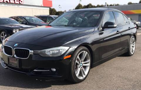 2013 BMW 3 Series for sale at DriveSmart Auto Sales in West Chester OH