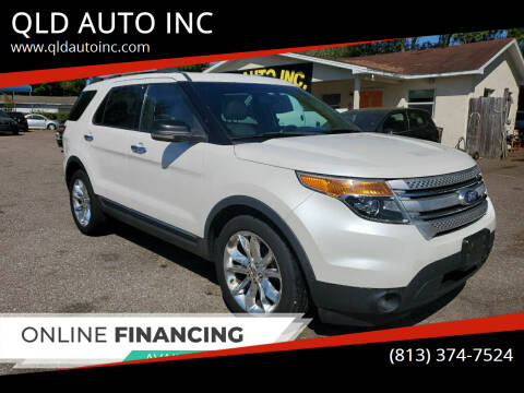 2011 Ford Explorer for sale at QLD AUTO INC in Tampa FL