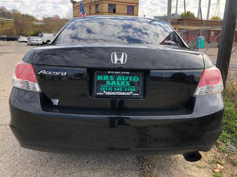 2010 Honda Accord EX 4dr Sedan 5A - Cincinnati OH