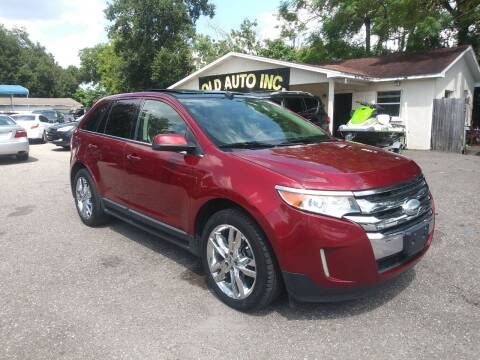 2013 Ford Edge for sale at QLD AUTO INC in Tampa FL