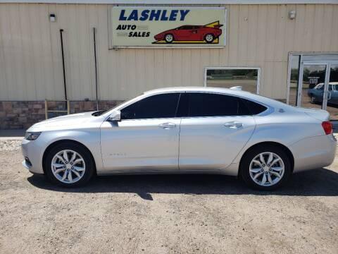 2018 Chevrolet Impala for sale at Lashley Auto Sales in Mitchell NE