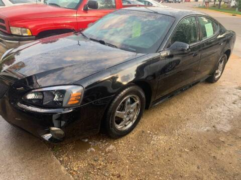 2004 Pontiac Grand Prix for sale at Nelson's Straightline Auto - 23923 Burrows Rd in Independence WI