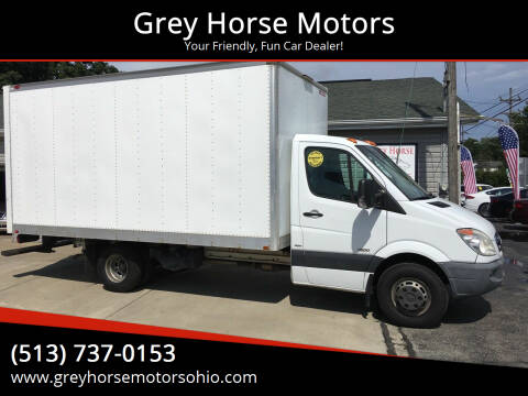 2011 Mercedes-Benz Sprinter Cab Chassis for sale at Grey Horse Motors in Hamilton OH