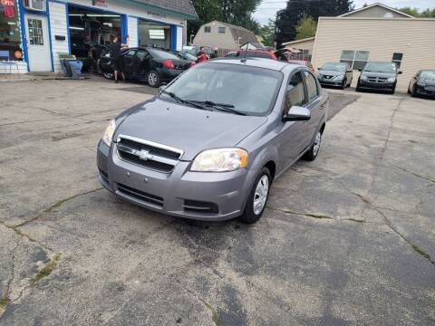 2011 Chevrolet Aveo for sale at MOE MOTORS LLC in South Milwaukee WI