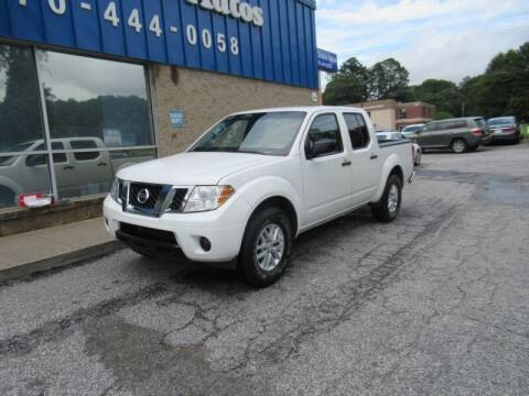 2019 Nissan Frontier for sale at 1st Choice Autos in Smyrna GA