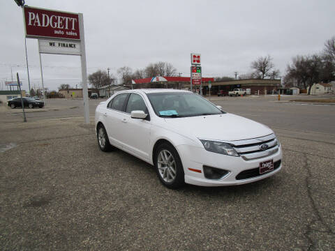 2011 Ford Fusion for sale at Padgett Auto Sales in Aberdeen SD