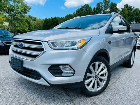 2017 Ford Escape for sale at Classic Luxury Motors in Buford GA