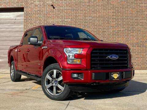 2015 Ford F-150 for sale at Effect Auto Center in Omaha NE