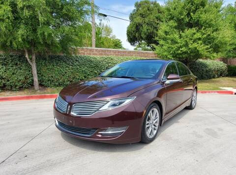 2013 Lincoln MKZ for sale at International Auto Sales in Garland TX