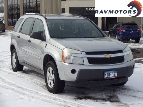 2006 Chevrolet Equinox for sale at RAVMOTORS 2 in Crystal MN
