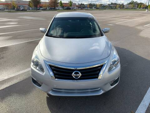 2014 Nissan Altima for sale at Abe's Auto LLC in Lexington KY