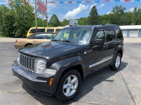 2010 Jeep Liberty for sale at INTERNATIONAL AUTO SALES LLC in Latrobe PA