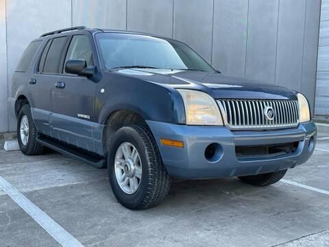 2002 Mercury Mountaineer for sale at Delta Auto Alliance in Houston TX