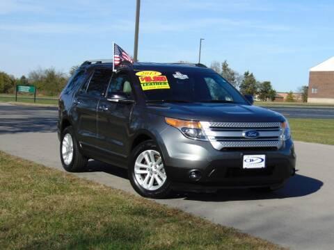 2013 Ford Explorer for sale at AUTO VILLAGE LLC in Lebanon TN