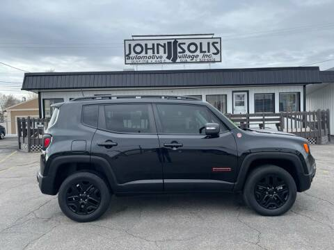 2018 Jeep Renegade for sale at John Solis Automotive Village in Idaho Falls ID