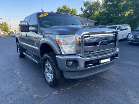2012 Ford F-350 Super Duty for sale at LexTown Motors in Lexington KY